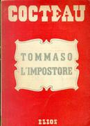 Tommaso l'impostore by Jean Cocteau