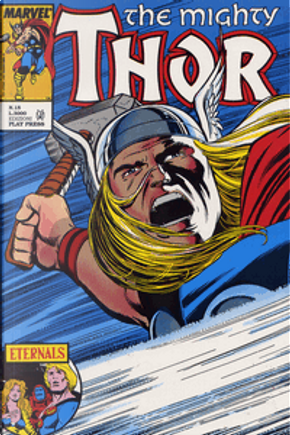 Thor n. 15 by Al Williamson, Bob Layton, Ernie Chan, Gary Martin, Jim Valentino, Paul Ryan, Randall Frenz, Sam DeLaRosa, Walter Simonson