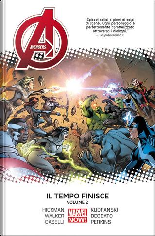 Avengers: Il tempo finisce vol. 2 by Jonathan Hickman