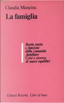 La famiglia by Claudia Mancina