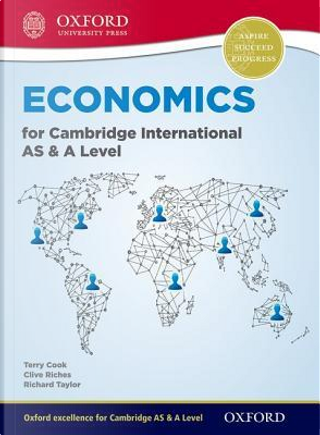 Economics for Cambridge International AS and A Level by Terry Cook