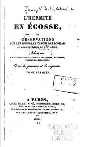 1 by Etienne De Jouy