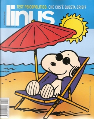 Linus by Stephan Pastis, Darby Conley, Jim Meddick, Richard Thompson, Garry B. Trudeau, Charles M. Schulz, Scott Adams, Ralf König, Sergio Ponchione, Alberto Corradi, Alberto Rebori, Manuel Bartual, Riccardo Marassi, Nix