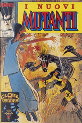 I Nuovi Mutanti n. 21 by Bill Mantlo, Chris Claremont, Scott Lobdell