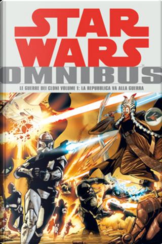 Star Wars Omnibus by John Ostrander, Randy Stradley, Scott Allie, W. Haden Blackman