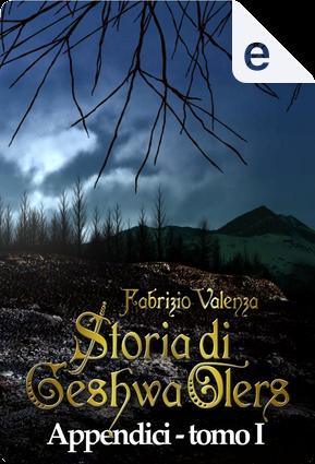 Storia di Geshwa Olers vol.8 by Fabrizio Valenza