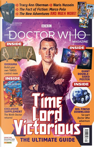 Doctor Who Magazine n. 556 by