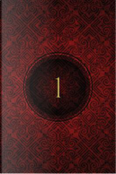 Monogram 1 Blank Book by N. D. Author Services