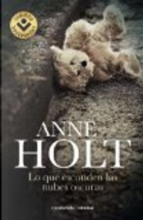 Lo que esconden las nubes oscuras by Anne Holt