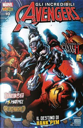 Incredibili Avengers #42 by G. Willow Wilson, Gerry Duggan, Jim Zub, Sam Humphries