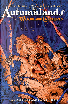 The Autumnlands, Vol. 2 by Kurt Busiek
