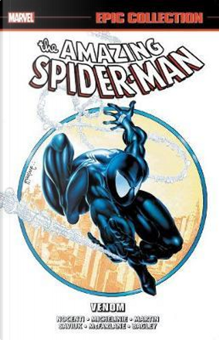 Amazing Spider-Man Epic Collection 18 by Ann Nocenti