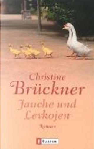 Jauche und Levkojen by Christine Brückner