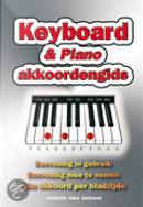 Keyboard and piano akkoordengids by J. Jackson