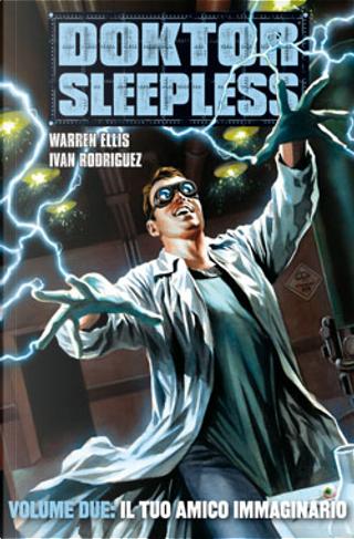 Doktor Sleepless vol. 2 by Ivan Rodriguez, Warren Ellis