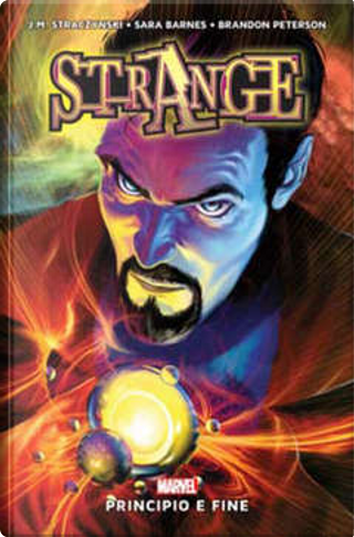 Strange by J. Michael Straczynski, Sara Barnes
