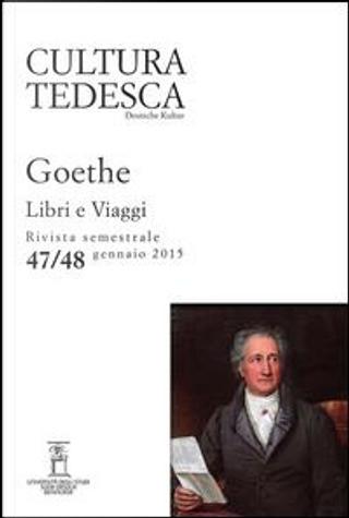 Cultura tedesca vol. 47-48 by Freschi