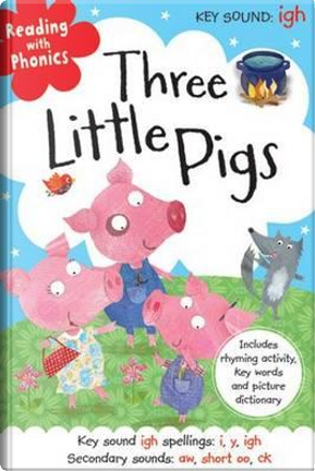 Three Little Pigs (Reading with Phonics) by Clare Fennell
