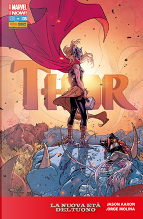 Thor #5 All New Marvel Now! by Al Ewing, Jason Aaron