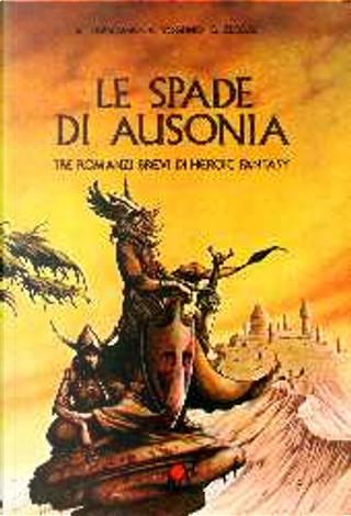 Le spade di Ausonia by Adalberto Cersosimo, Alex Voglino, Gianluigi Zuddas