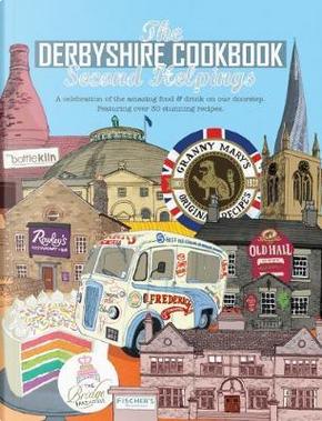 Derbyshire Cook Book by Katie Fisher