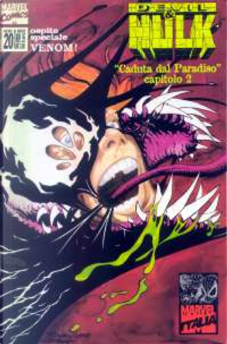 Devil & Hulk n. 020 by D.G. Chichester, Peter David