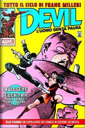 Marvel Omnibus: Devil Di Miller by David Michelinie, Frank Miller, Klaus Janson, Roger McKenzie