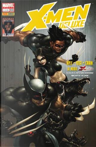 X-Men Deluxe n. 166 by Chris Yost, Craig Kyle, Mark Guggenheim, Peter David