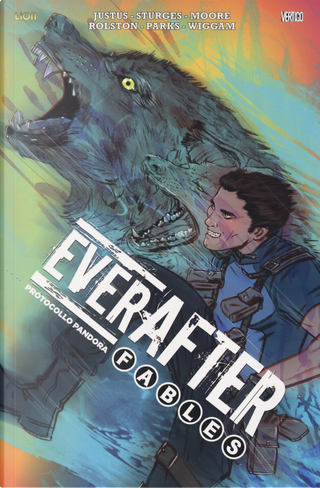 Fables - Everafter vol. 1 by Dave Justus, Lilah Sturges