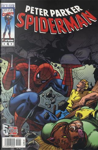 Peter Parker: Spiderman #4 (de 20) by Bill Mantlo