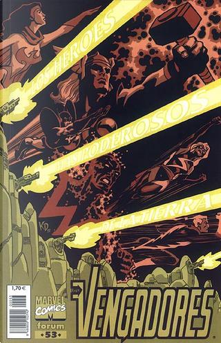 Los Vengadores vol.3 #53 by Kurt Busiek