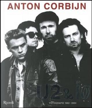 U2 & io by Anton Corbijn