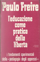 L'educazione come pratica della libertà by Paulo Freire