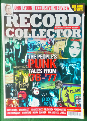 Record Collector, December 2016 by