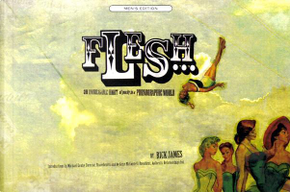 Flesh by Rick James