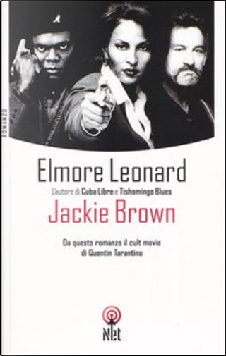 Jackie Brown by Elmore Leonard