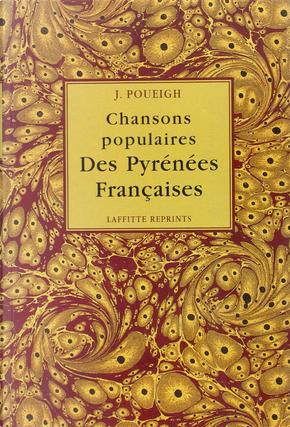 Chansons populaires des Pyrénées françaises by