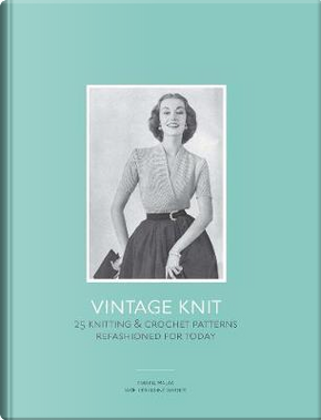 Vintage Knit by Marine Malak