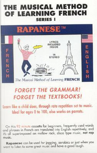 Musical Method of Learning French by Robert D'Amours