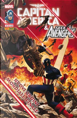 Capitan America & Secret Avengers n. 34 by Brian J.L. Glass, Cullen Bunn, Ed Brubaker, Rick Remender