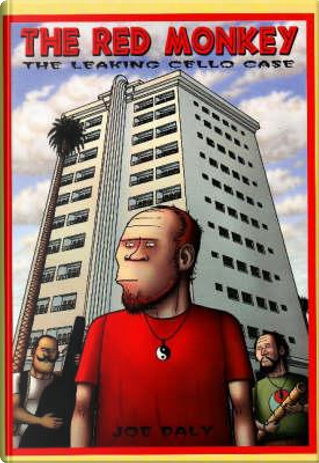 The Red Monkey by Joe Daly