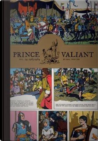 Prince Valiant 14 by Hal Foster
