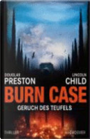 Burn Case by Douglas Preston, Lincoln Child