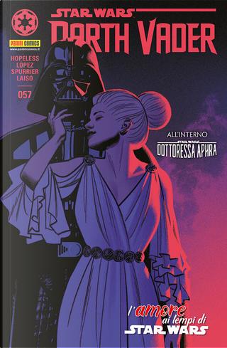 """Darth Vader #57 by Dennis """"Hopeless"""" Hallum"""