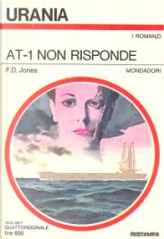 AT-1 non risponde by D. F. Jones