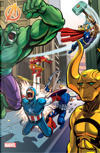 Avengers n. 20 - Variant Daniele Caluri by Al Ewing, Bob Burden, Jonathan Hickman