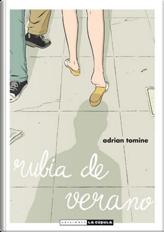 Rubia de verano by Adrian Tomine
