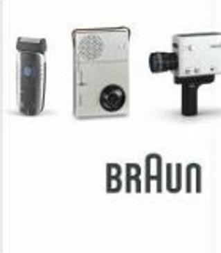 Braun by Bernd Polster
