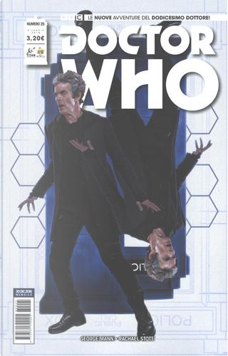 Doctor Who n. 25 by George Mann