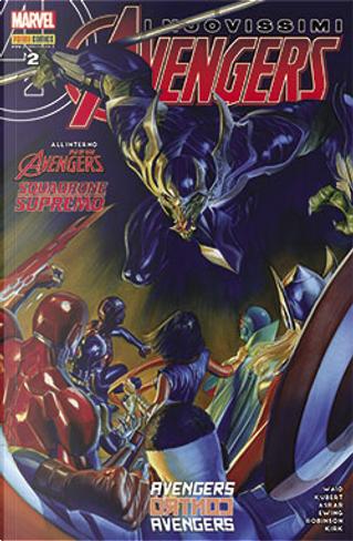 Avengers n. 51 by Al Ewing, James Robinson, Mark Waid
